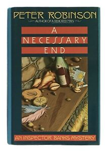 Peter-Robinson-A-Necessary-End-SIGNED-FIRST-EDITION