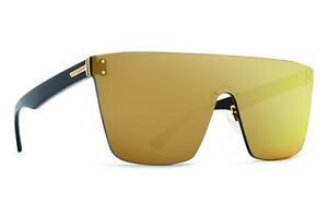 d86e8b1a600 Image is loading VON-ZIPPER-ALT-DONMEGA-Sunglasses-GLOSS-BLACK-GOLD-