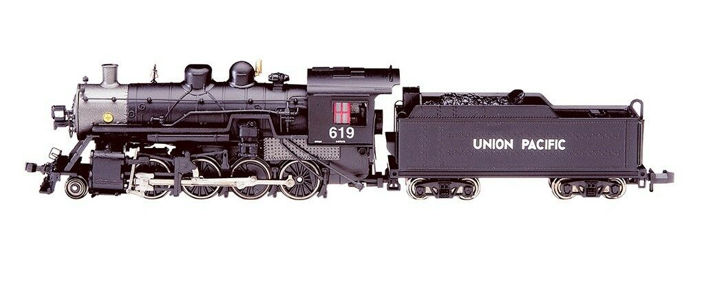 Bachmann N Baldwin 2-8-0 Consolidation Steam Locomotive DCC DCC DCC Sound Unio  BAC51352 2b8955