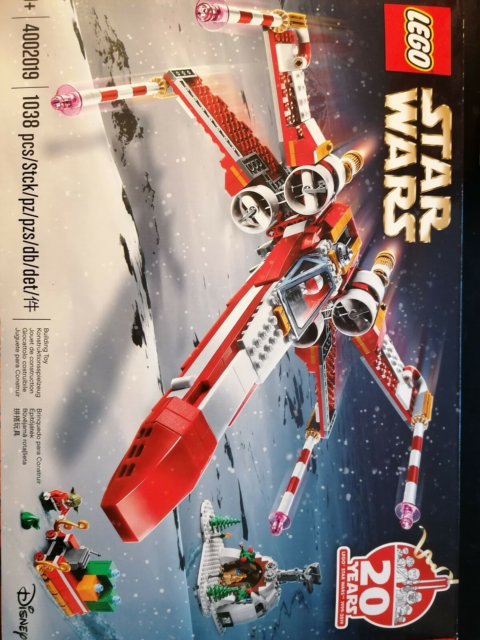 Lego Star Wars, 4002019, Modellen er collecter's item, og…