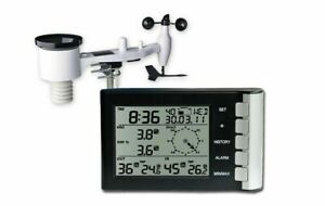 WEATHER-STATION-wireless-Moonraker-WS200-Pro-Professional-Solar