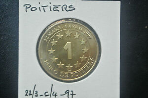 1 Euro De Poitiers 22/3- 6/4- 1997