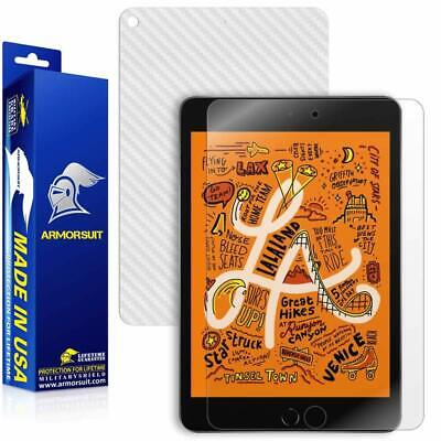 Apple iPad Pro 9.7/'/' Screen WIFI /& 4G LTE ArmorSuit Black Carbon Fiber