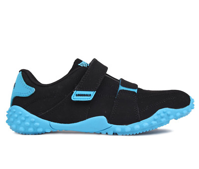 Blue Touch Close Trainers Shoes UK