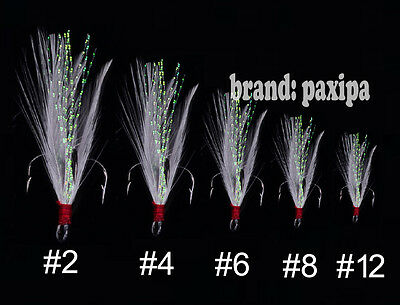 #2,#4, #6, #8, #12   5 hooks for each size