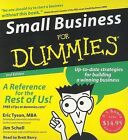 Small Business for Dummies by Eric Tyson, Jim Schell (CD-Audio, 2006)
