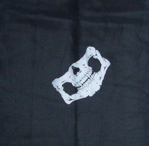 1 pc Skull Jaw Bone Bandana Head Wrap Face Mask Outdoor Sport Paintball Scarf