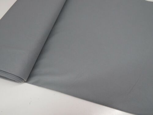 For Poker//Card Tables  60 inches Wide Buy What You Need GREY FELT BAIZE FABRIC