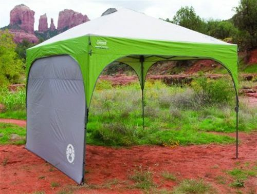 Coleman Instant Canopy Sunwall Accessory Only