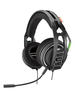 New-Plantronics-RIG-400HX-black-Headband-Headsets-for-Microsoft-Xbox-One