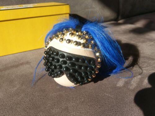 Handtasche Fendi Karl Lagerfeld Keychain Bug Charms Bag Punkito Taschenanhänger qrwStZ8r