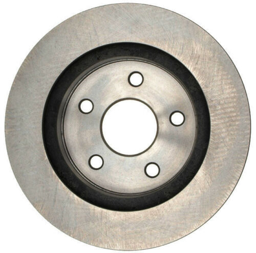 Disc Brake Rotor-Non-Coated Front ACDelco Advantage 18A1324A
