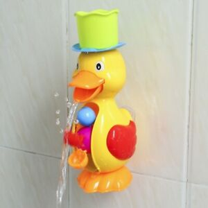 Baby-Bath-Toy-Duck-Dolphin-Bathroom-Toy-Toddler-Bathing-Shower-Toy-Water-Bathtub