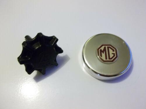 Mgzt MG ZT ZT-T Billet Alliage pas Cap couverture avec logo mgmanialtd.com