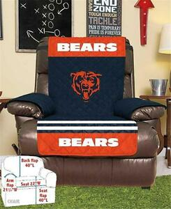 Amazing Image Is Loading CHICAGO BEARS NFL FOOTBALL TEAM ARMCHAIR RECLINER FURNITURE