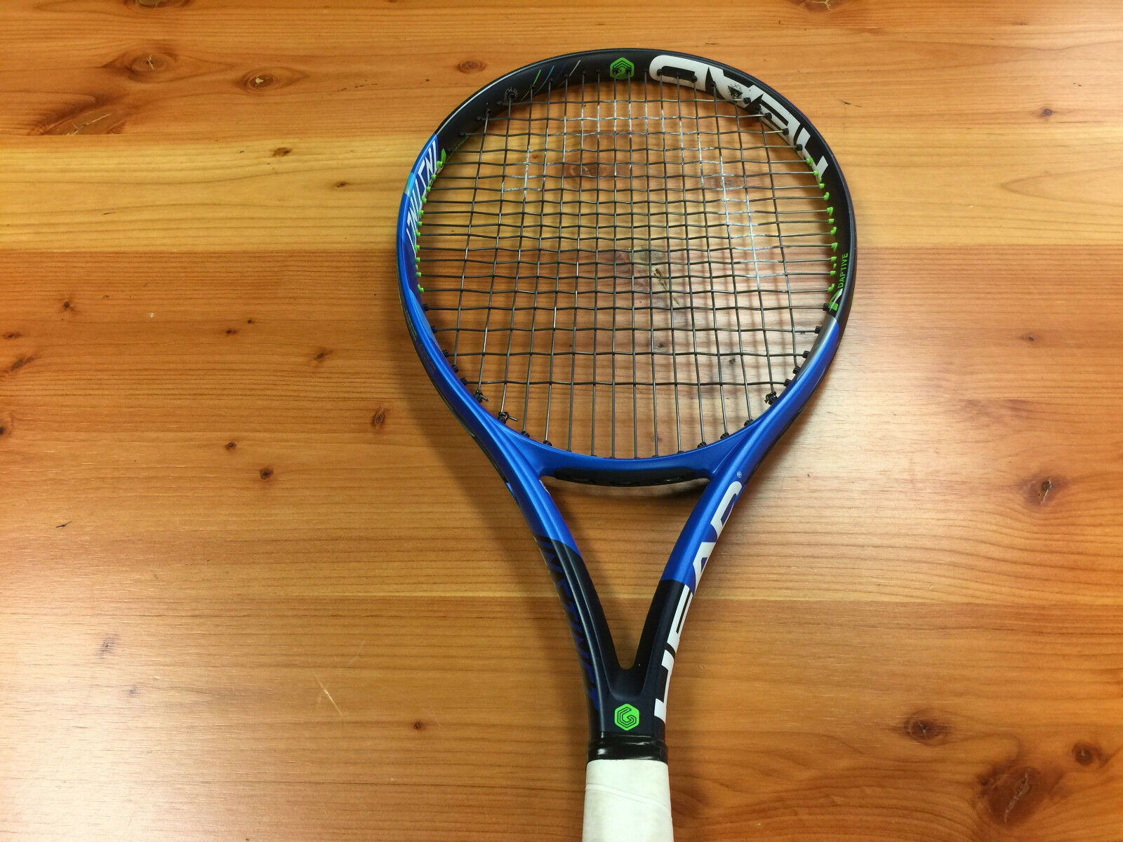 Used Adaptive Head Graphene Touch Instinct Adaptive Used Grip 4_3/8 Tennis Racquet bbf41c