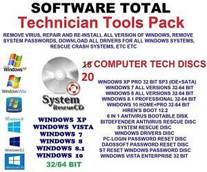 windows 10 64 bit password reset
