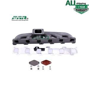 For-Nissan-Safari-Patrol-4-2L-TD42-GQ-Y60-Y61-T3-Turbo-Exhaust-Manifold-PAR