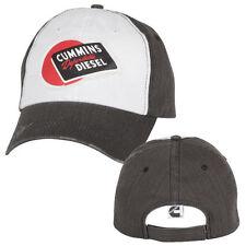 Cummins baseball hat cap Dodge truck base cummings trucker semi ball diesel gear