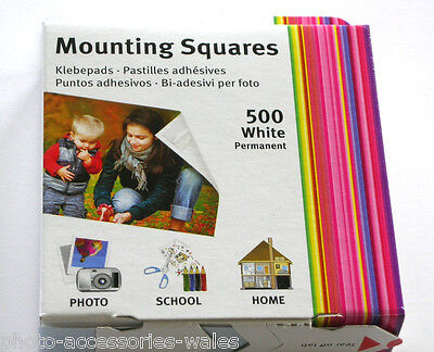 Photo Corners Double Sided Sticky Tabs Adhesives Sticking Pictures Album Craft