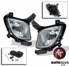 ATU After Market FOG LIGHTS + SWITCH + HARNESS [Fit 2010-2015 Hyundai Tucson ]