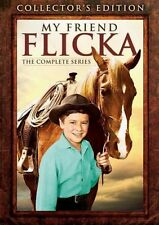 MY FRIEND FLICKA: THE COMPLETE SERIES - DVD - Region 1 - Sealed