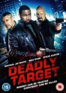 DEADLY TARGET DVD [UK] NEW DVD