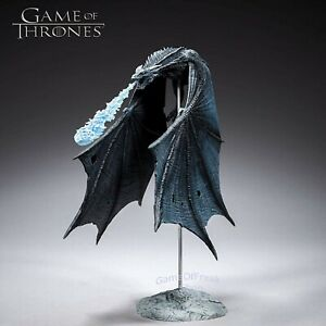 FIGURA VISERION DRAGON - JUEGO DE TRONOS / GAME OF THRONES FIGURE 19cm WITH BAG.