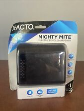 X Acto Mighty Mite Electric Pencil Sharpener New