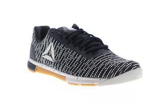 Reebok Speed TR Flexweave DV9562 Womens Blue Athletic Cross Training Shoes