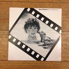 Street Pajama - Beast de Resistance LP Vinyl PRIVATE AOR New Wave Synth Pop