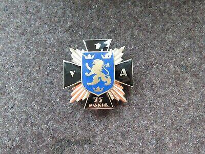 1st Ukrainian Division Galicia Galician Badge Pin Waffen-SS 14th Grenadier WWII