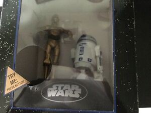 Star Wars R2D2 & C3PO Talking Bank