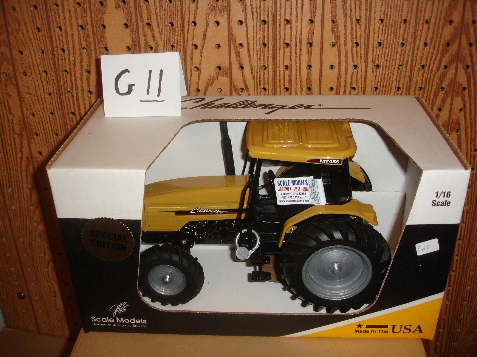 1 16 Challenger MT 665 Tractor