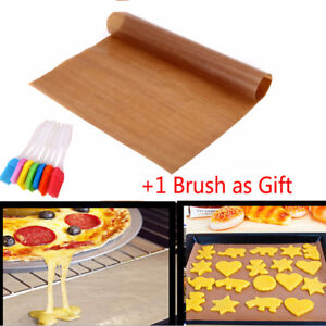 Reusable-Non-Stick-Liner-Oven-Microwave-Grill-Baking-Mat-Craft-Sheet-Pad-40-60cm