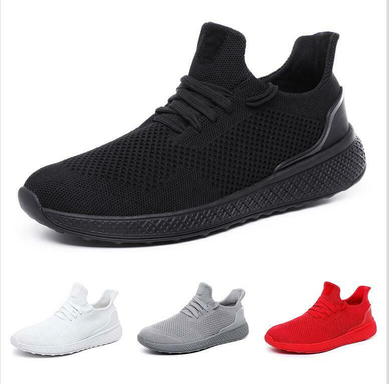 Casuals shoes Mens 2019 Spring Mesh Running Outdoor Breathable Sneaker Sport New