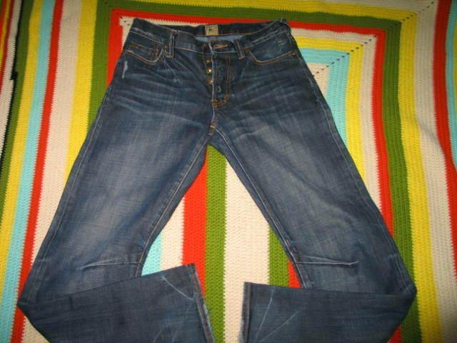 PRPS Goods & Co Barracuda Men Denim Jeans  28X31