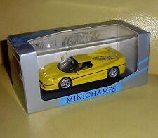 1/43 Minichamps * Ferrari F50 * Jaune / Yellow * 1995