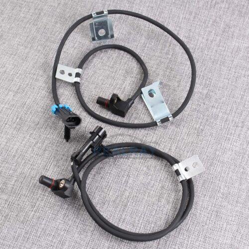 Front LH RH ABS Wheel Speed Sensor for Silverado Express Suburban Avalanche