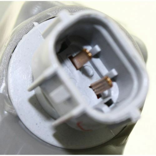 Assembly On Bumper For IS300 01-05 DOT//SAE Rear Passenger//RH Side Marker Lamp