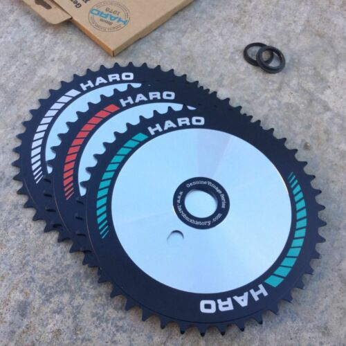 HARO TEAM DISC SPROCKET 44T CHAINRING BMX BIKE CRUISER SPROCKETS GT SE REDLINE