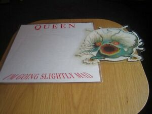 """QUEEN - I'M GOING SLIGHTLY MAD. 7"""" VINYL PICTURE DISC"""