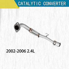 For 2002 2003 2004 05 2006 Toyota Camry 24l Flex Pipe Catalytic Converter 48