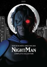 Nightman The Complete Collection DVD All 44 Episodes