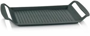 grillpfanne kerros greblon pfanne bratpfanne aluguss induktion rechteckig ebay. Black Bedroom Furniture Sets. Home Design Ideas