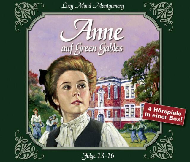 Montgomery L.M. - Anne auf Green Gables - Box 4