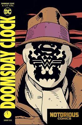 Doomsday Clock #3 DC Comics 1st Print EXCELSIOR BIN