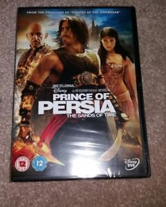 Disney Prince Of Persia The Sands Of Time Dvd 2016 Uk Region 2 New Ebay