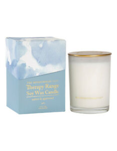 NEW The Aromatherapy Company Limited Edition Candle 260g - Amber & Agarwood