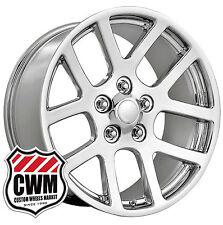 "22x9"" OE Performance 107C Dodge Viper SRT Chrome Wheels Rims Challenger Charger"